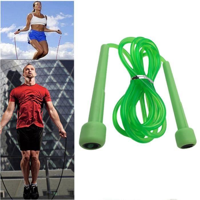 3M vitesse saut à sauter corde réglable CrossFit fitness exercice PAC3699287