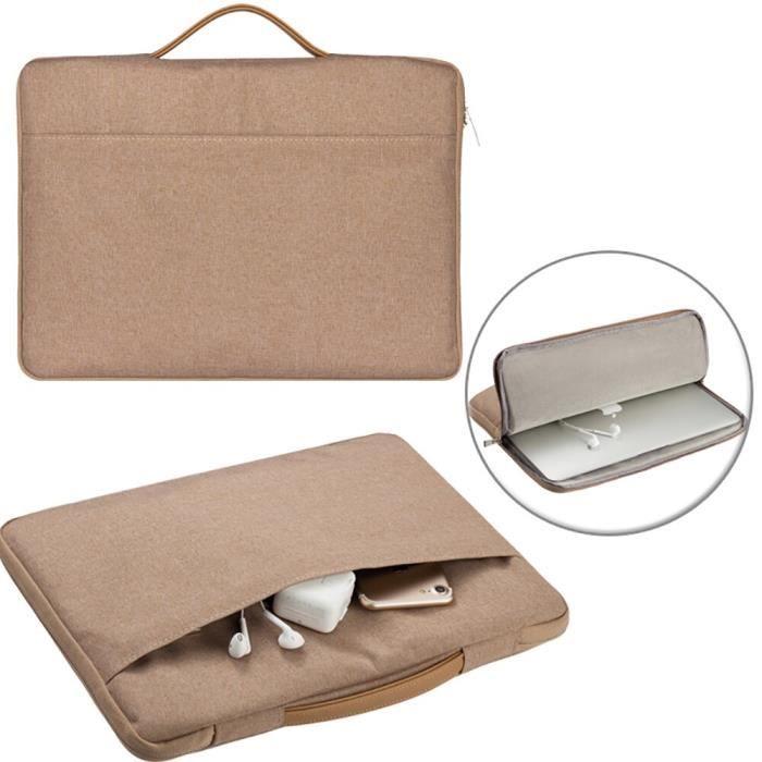 Sacoche d'ordinateur portable pour ASUS VivoBook S14-S15-S200 S200e-X202E-VivoTab-X102BA-X401-Zen-ZenBook UX32A UX32VD gold