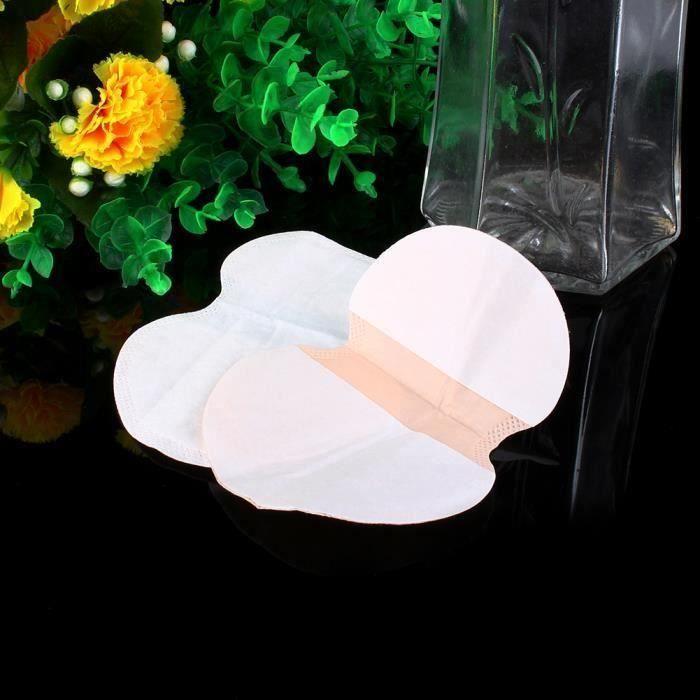 XT 2pcs Coussins de transpiration Aisselle Anti-Transpirant Adhésif Jetable des aisselles pour absorber la tra..... - XTBSP0218A3336