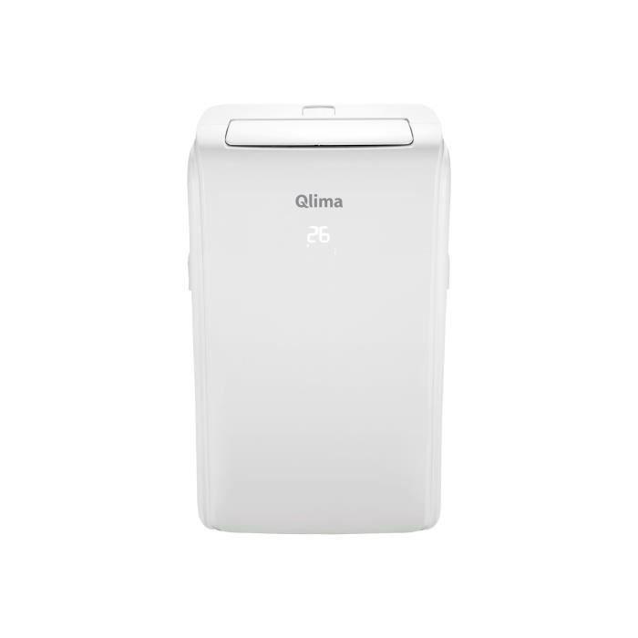 Qlima P534 Climatiseur 2.6 EER blanc