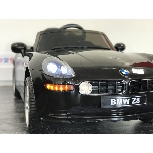 Voiture électrique enfant BMW Z8 Noir - 12V