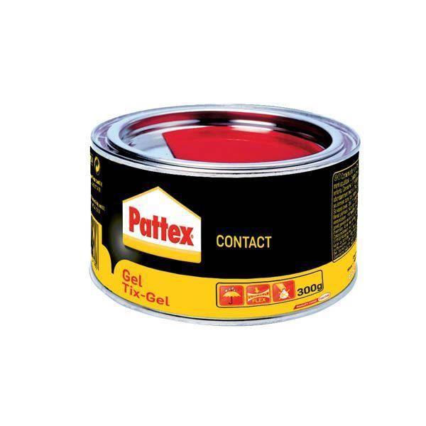 PATTEX Contact Gel Boîte 300gr (Lot de 3)