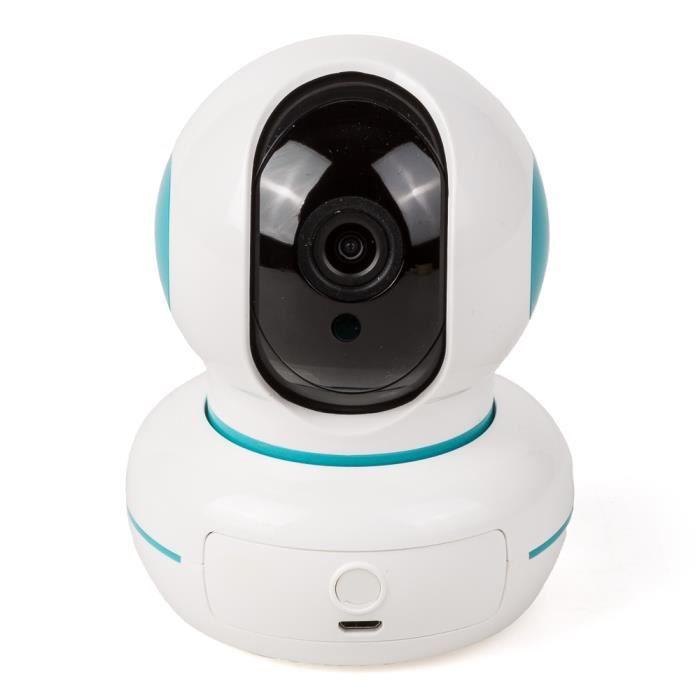 Caméra Vidéosurveillance 1080p Compatible Tuya - Jour Nuit - Détecteur De Mouvement -Audio - Suivi Automatique - Greenice