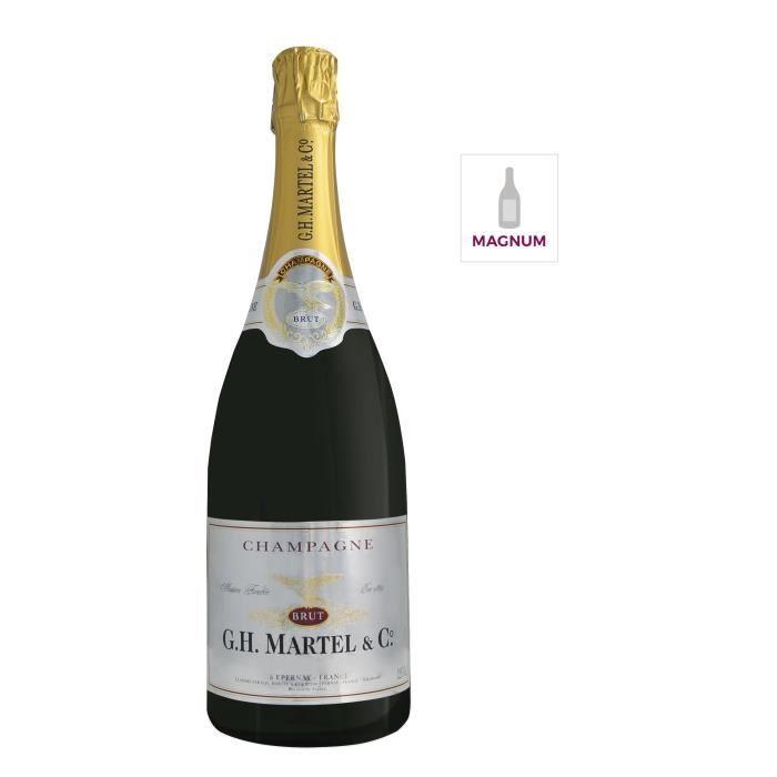 Champagne G.H. Martel Brut - Magnum 1,5 L