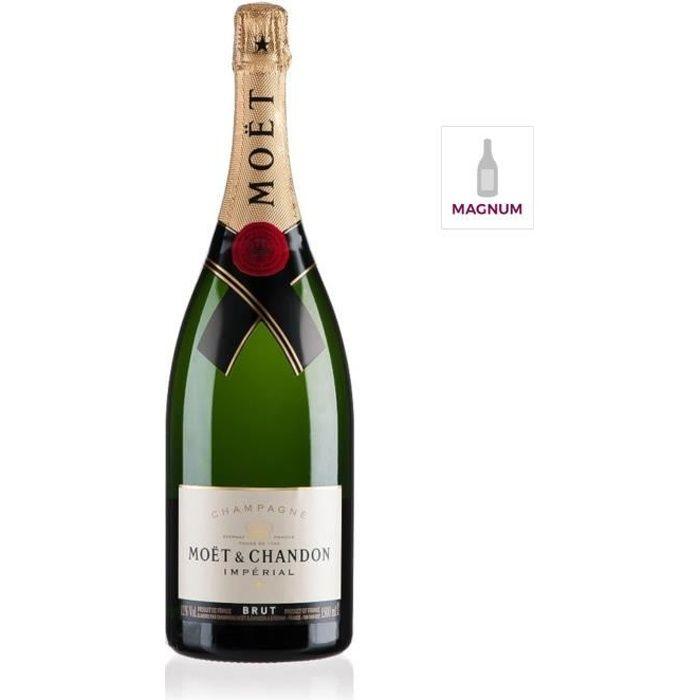 Champagne Moët & Chandon Imperial Brut - Magnum 1,5L