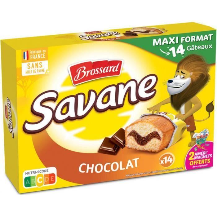 Savane Gâteaux marbrés chocolat