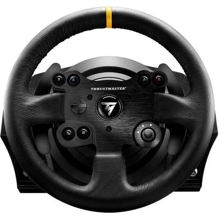 Thrustmaster Volant Tx Rw Leather Edition Pc / Xbox One