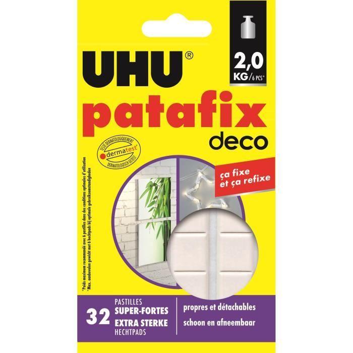 UHU Patafix Deco 32 Pastilles
