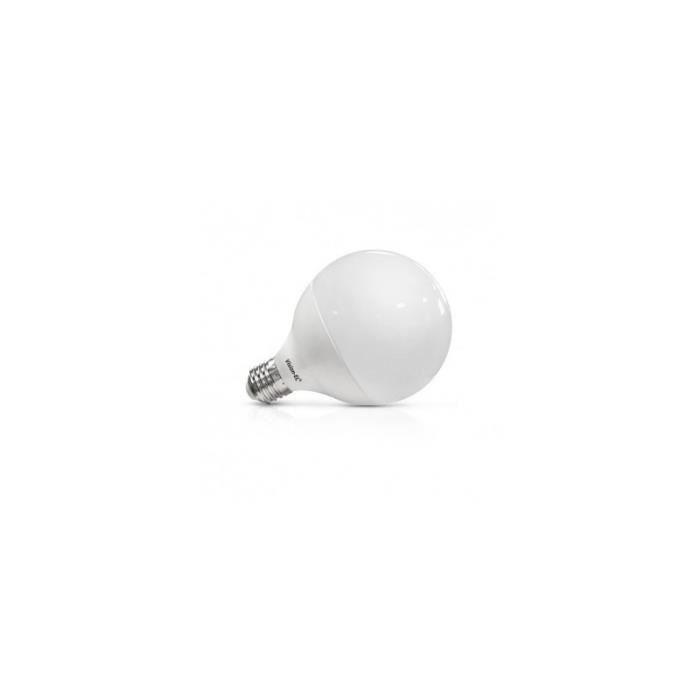 Ampoule LED Globe E27 15W 3000 K