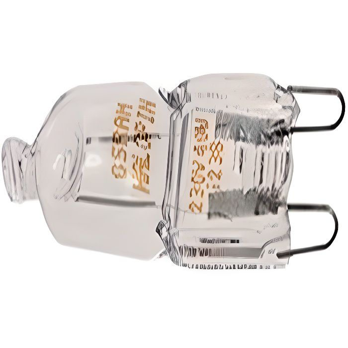 Ampoule 40W G9 pour Fours - Cuisinieres WHIRLPOOL