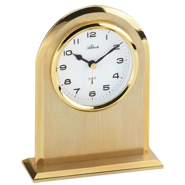pendule horloge a poser radio controlee achat vente horloge m tal cdiscount. Black Bedroom Furniture Sets. Home Design Ideas