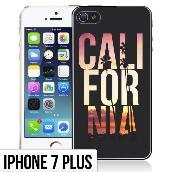 Coque iPhone 7 Plus California