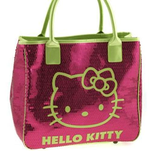 HELLO KITTY - Grand Sac à main Rose By Camomilla