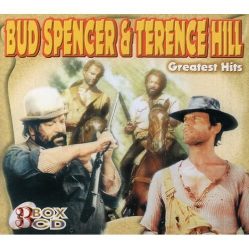 spencer hill greatest hits bud spencer terence hill. Black Bedroom Furniture Sets. Home Design Ideas