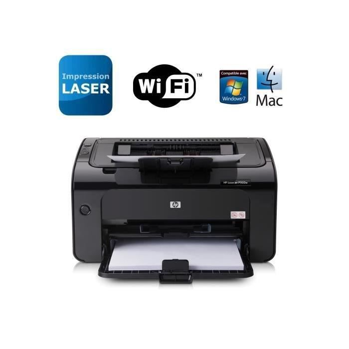 how to connect to hp laserjet p1102w