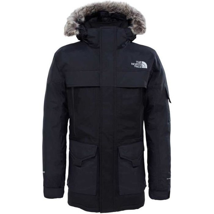 8c9101c139 Vêtements homme Vestes casual The North Face Mcmurdo Parka 2 Noir ...