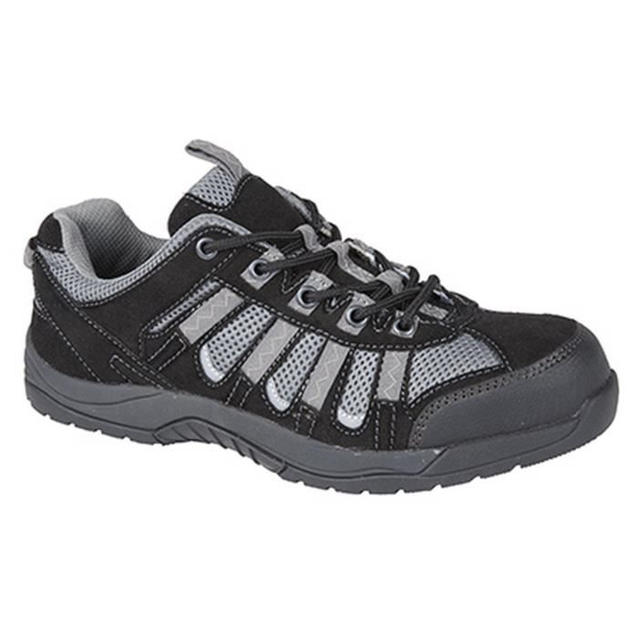 Chaussures Grafters grises homme 8MmObwx