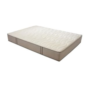 matelas 160x200 ressorts ensaches 7 zones achat vente. Black Bedroom Furniture Sets. Home Design Ideas