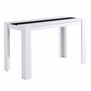 Table de cuisine 2 tabourets achat vente table de for Table cuisine 6 personnes