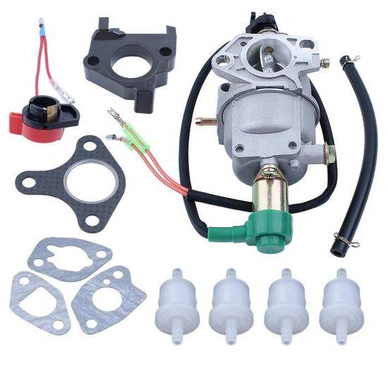 Air Collecteur D/'ADmission Carburateur Remplacement Isolateur pour Pour Honda GX160 nouveau