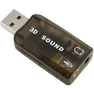 CARTE SON EXTERNE Adaptateur USB 2.0 Carte son externe 5.1 canaux de