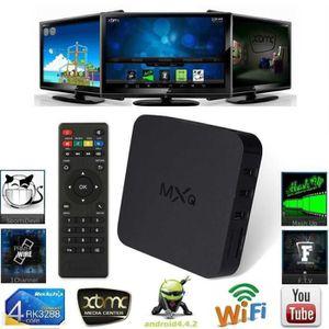 BOX MULTIMEDIA Mxq TV Box Quad Core XBMC KODI Amlogic S805 Androi