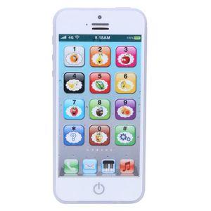JEU D'APPRENTISSAGE Jeu d'apprentissage Téléphone portable simulé joue
