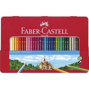 CRAYON DE COULEUR Faber-CastellCoffret de Crayons de Couleur Multic