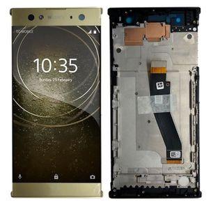 ECRAN DE TÉLÉPHONE CPROPRO OR Écran LCD +Tactile Vitre Avec Cadre Pou