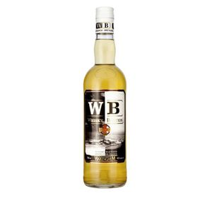 WHISKY BOURBON SCOTCH WB Whisky breton Alc. 40% vol.