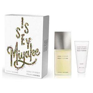 COFFRET CADEAU PARFUM Set de Parfum Homme L'eau D'issey Issey Miyake (2