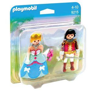 UNIVERS MINIATURE PLAYMOBIL 9215 - Duo Prince et Princesse