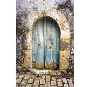 FOND DE STUDIO 150*210cm Photographie Toile de Fond Arche Porte B