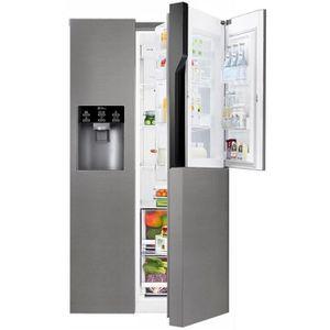 RÉFRIGÉRATEUR AMÉRICAIN LG - GSJ360DIDV - Réfrigerateur américain - 591L (
