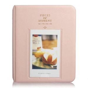 ALBUM - ALBUM PHOTO 64 poches Mini Album Case Stockage Pour Polaroid p