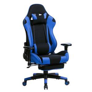 CHAISE DE BUREAU WOLTU Racing chaise, Chaise de gaming, Fauteuil de