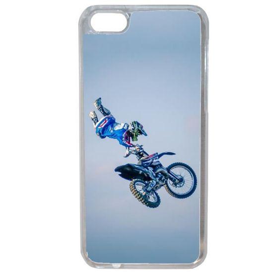 Coque Iphone 7 7s Moto Cross Jump Freestyle Saut Figure Motocross Freeride Barre Achat Coque Bumper Pas Cher Avis Et Meilleur Prix Cdiscount