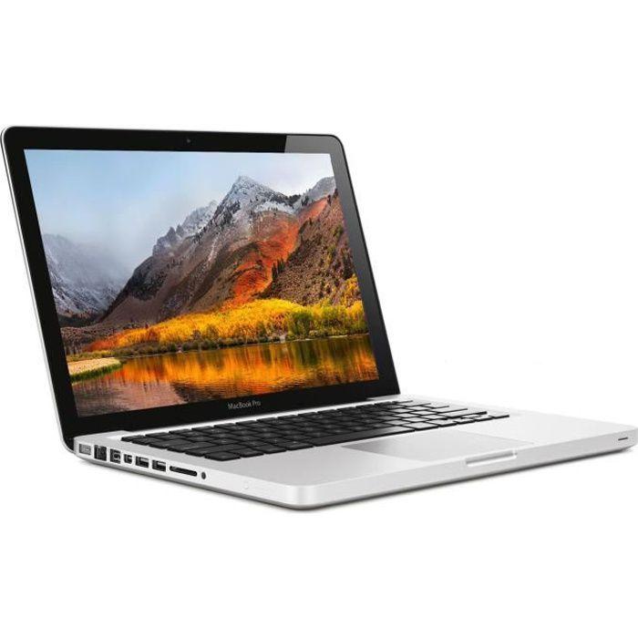 Apple MacBook Pro A1278 (MD101LL/A - Mi-2012) 13.3- Core i5...