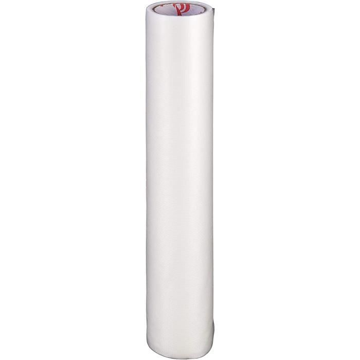 Soluble dans l'eau Wash-Away Stabilisateur de broderie - 30 cm x 10 Yds-rouleau, Épaisseur 35 microns A19