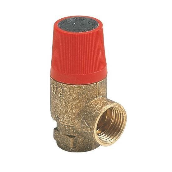 Réducteur de pression d eau - Soupape de sécuri…