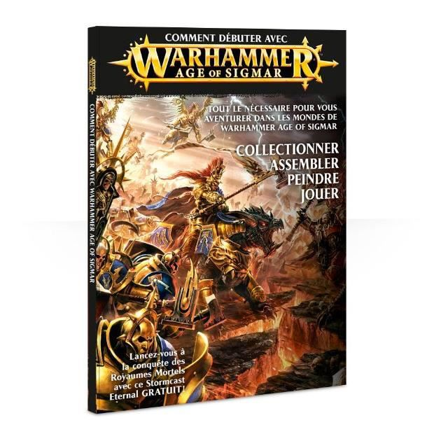 Comment débuter avec Warhammer Age of Sigmar - Français