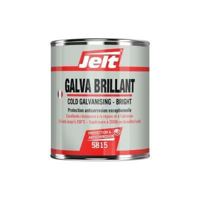 Galva brillant en pot Revêtement de protection longue durée Jelt 005815