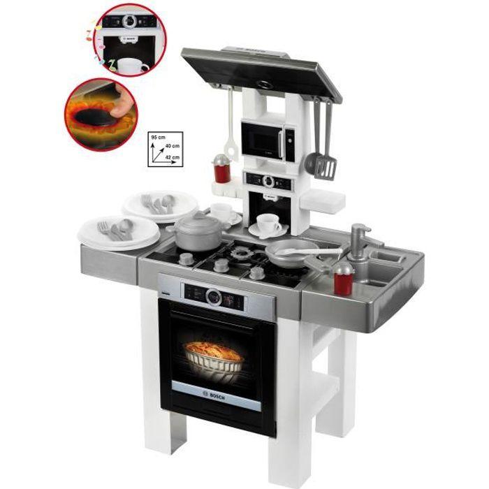 KLEIN - Cuisine Bosch Style Facelift avec machine à expresso