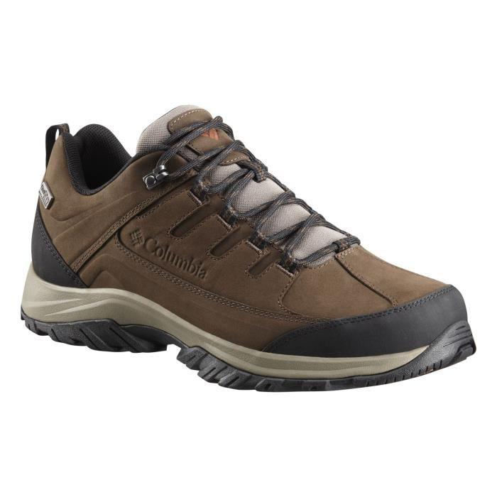 Terrebonne II Outdry - Chaussures randonnée homme Cordovan 43,5