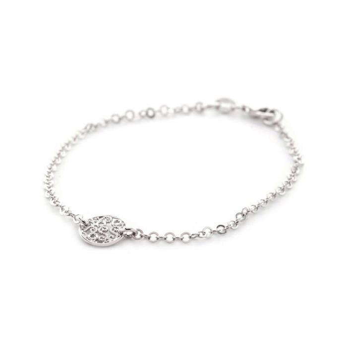 ORPHELIA SILVER Bracelet pour Femmes en Argent sterling 925-ZA-1977