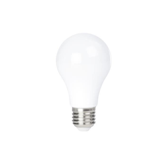 Ampoule filam. LED, E27, 1521lm rempl. 100W, amp. inc., mate, blc ntre