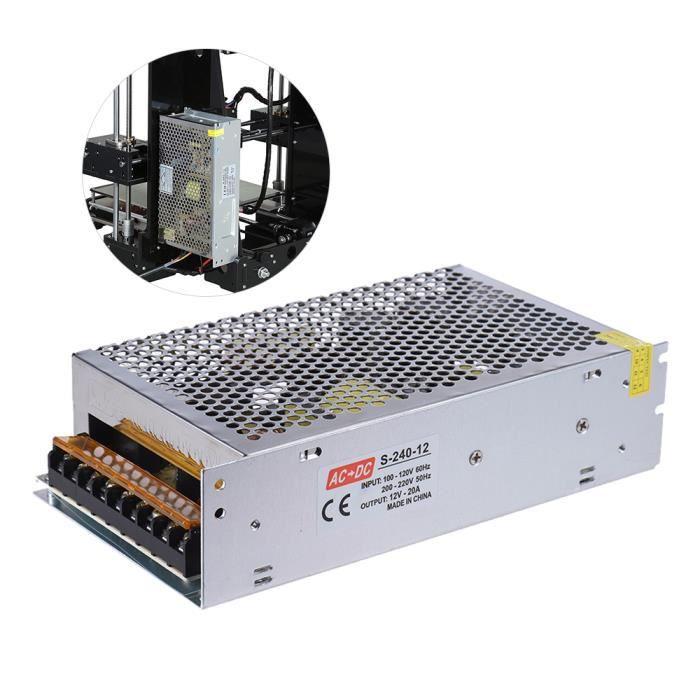 Chargeur pour batterie SONY FS 110 220V et 12V