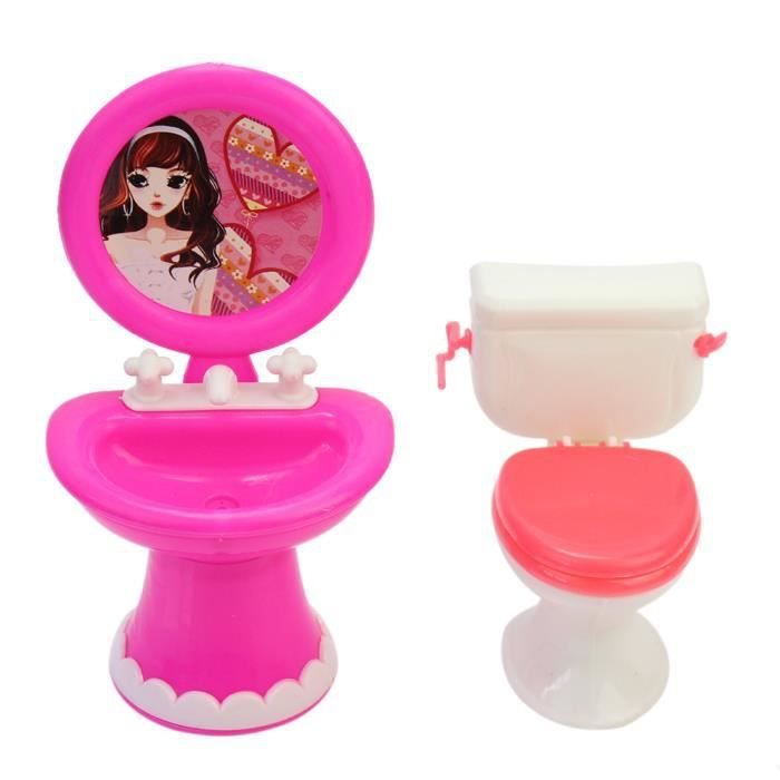 Deluxe miniature-très détaillé de lavabo