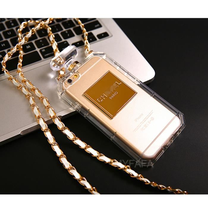 coque collier iphone 8