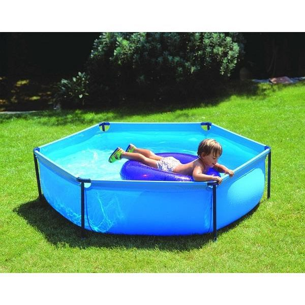 Piscine jet pool junior diam tre 1 60m achat vente kit for Piscine demontable